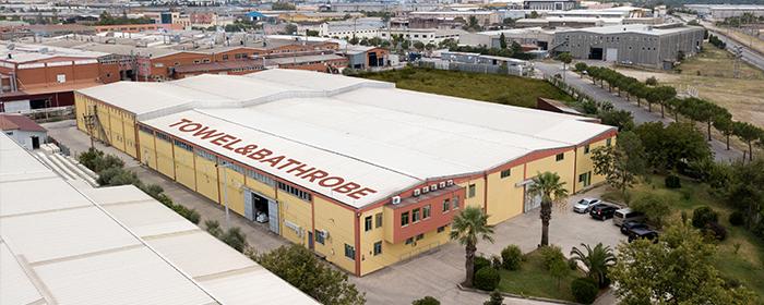 Havlu Bornoz Fabrikası